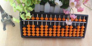 ABS-Non-toxic-Materials-Plastic-font-b-Abacus-b-font-Arithmetic-Soroban-15-Digits-font-b